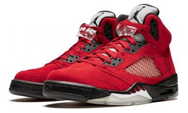 Air Jordan 5 Raging Bull 2021发售日期