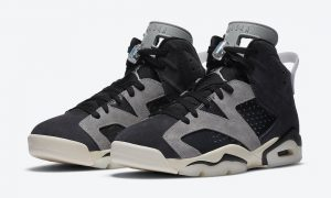 Air Jordan 6``Smoke Gray''CK6635-001发售详情