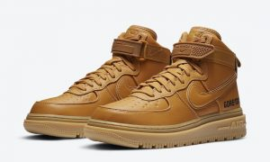Nike Air Force 1 Gore-Tex Boot小麦亚麻CT2815-200发售日期