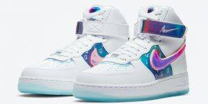 Nike Air Force 1 High Have A Good Game White DC2111-191发售日期
