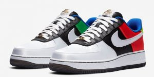 Nike Air Force 1 Low Olympic 2020 DA1345-014发售日期