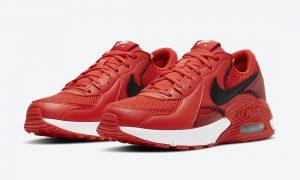 Nike Air Max Excee Red Black DC2341-600发售日期