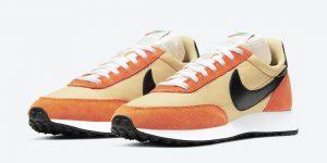 Nike Air Tailwind 79 Team Gold Starfish 487754-703发售日期信息
