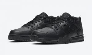 Nike Cross Trainer Low Triple Black CQ9182-001发售日期信息