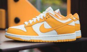 Nike Dunk Low Laser Orange CU1726-901