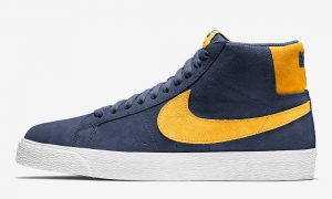 Nike SB Blazer Mid Michigan 864349-402发售日期