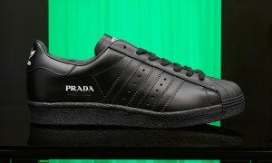 Prada adidas Superstar Black发售日期