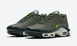 3M Nike Air Max Plus Twilight Marsh DB4609-300发售日期信息
