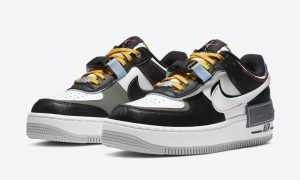 Nike Air Force 1 Shadow Fresh Perspective DC2542-001发售日期