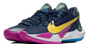 Nike Zoom Freak 2 Midnight Navy DB4689-400发售日期
