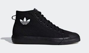 adidas Nizza Hi Core Black B41651发售日期