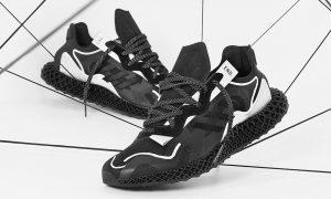 END adidas EVO 4D Dark Matter FX0549发售日期