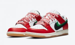 Frame Skate Nike SB Dunk Low Habibi CT2550-600发售信息