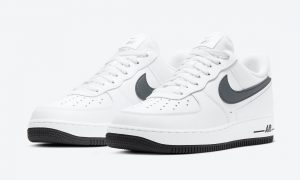 Nike Air Force 1 Low White Gray DD7113-100发售日期