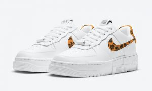Nike Air Force 1 Pixel Leopard CV8481-100发售日期