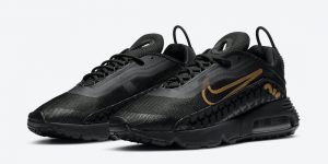 Nike Air Max 2090 Black Gold DC4120-001发售日期