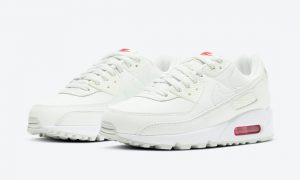 Nike Air Max 90 Sail Red CV8819-102发售日期
