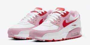 Nike Air Max 90 Valentines Day DD8029-100发售日期