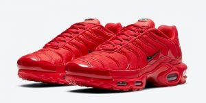 Nike Air Max Plus Red DD9609-600发售日期