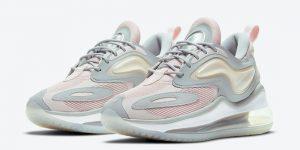 Nike Air Max Zephyr Pink Grey CV8817-600发售日期