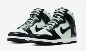 Nike Dunk High All-Star 2021 DD1846-300发售日期