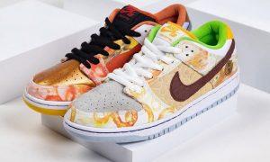 Nike SB Dunk Low CNY农历新年CV1628-800发售日期