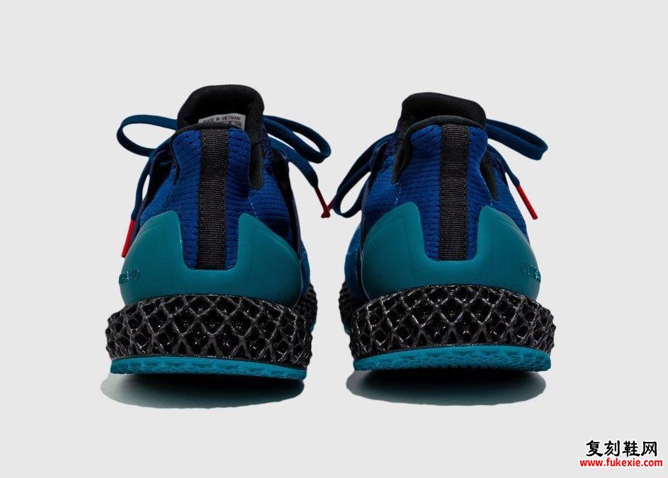 Packer Shoes adidas Ultra 4D发售日期信息