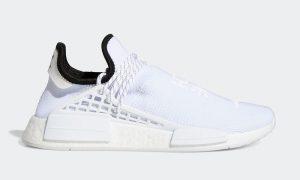 Pharrell adidas NMD Hu White GY0092发售日期