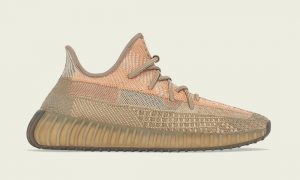 adidas Yeezy Boost 350 V2 Sand Taupe FZ5241发售日期价格