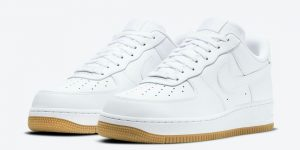 Nike Air Force 1 Low White Gum DJ2739-100发售日期