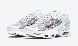 Nike Air Max Plus 3 Topography DH4107-100发售日期