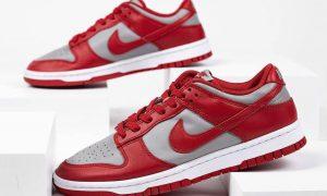 Nike Dunk Low UNLV 2021发售日期