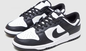 Nike Dunk Low White黑色DD1391-100 2021发售