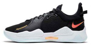 Nike PG 5 Black White发售日期