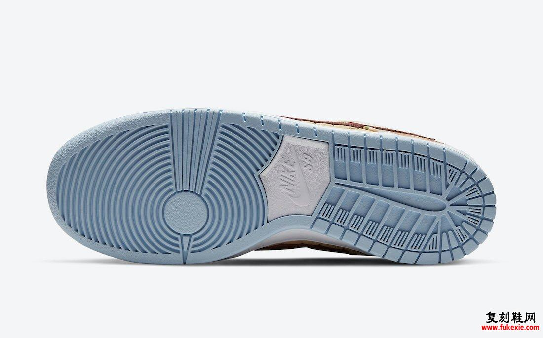 Nike SB Dunk Low Street Hawker CV1628-800发售日期