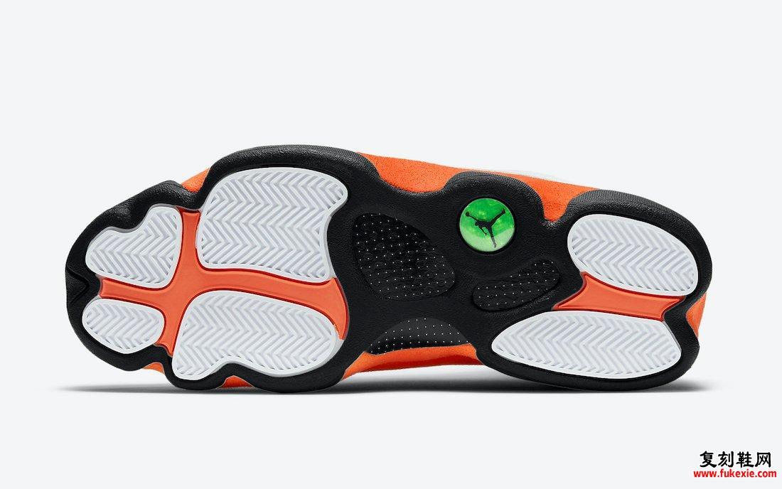 海星Air Jordan 13 414571-108发售日期价格