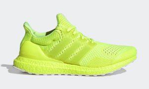 adidas Ultra Boost 1.0 DNA Solar Yellow FX7977发售日期