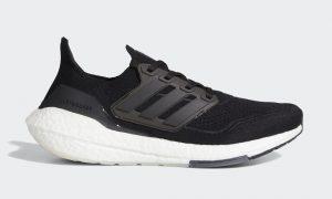 adidas Ultra Boost 2021 Core Black FY0378发售日期