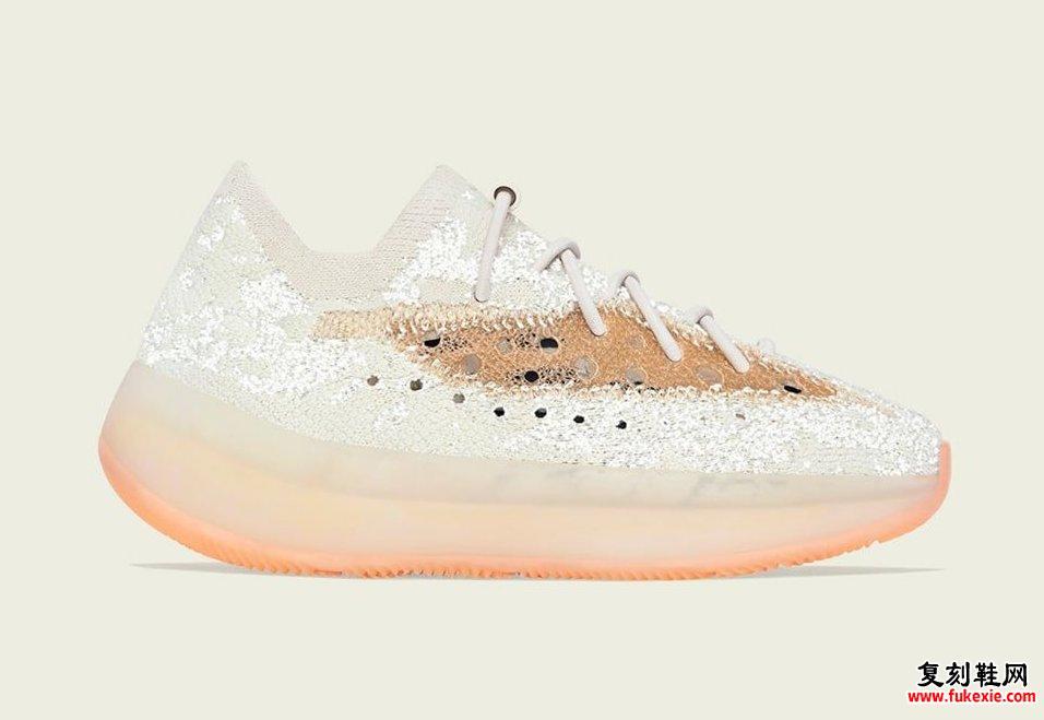 adidas Yeezy Boost 380 Yecoraite GY2650发售日期