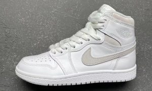 Air Jordan 1 High 85 Neutral Gray BQ4422-100 2021发售价格