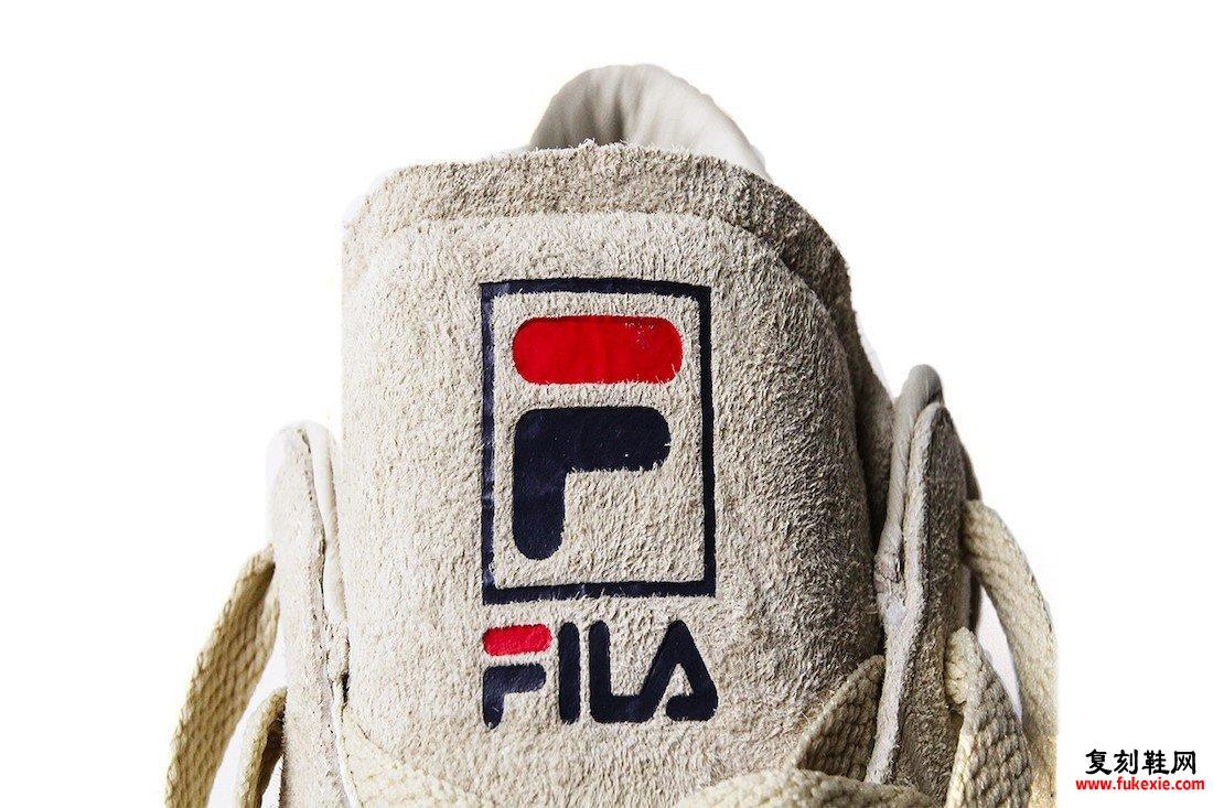 Fila Original Fitness APT 4B发行日期信息