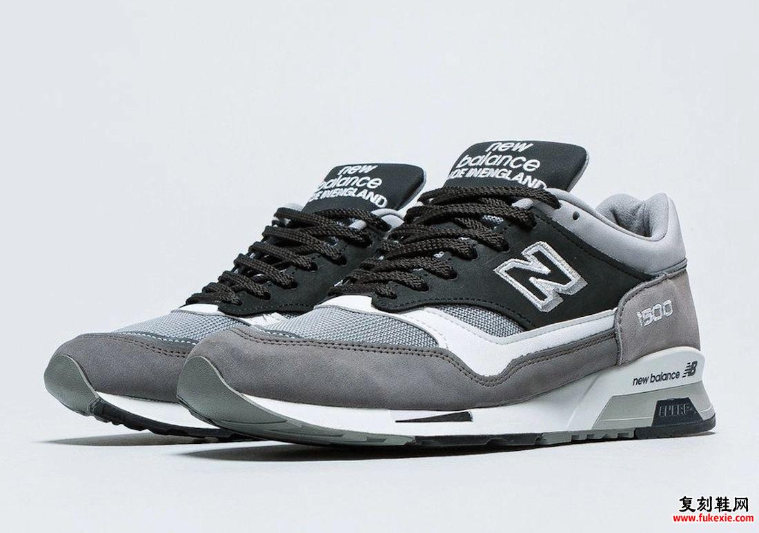 New Balance 1500灰色黑色白色M1500XG发售日期信息