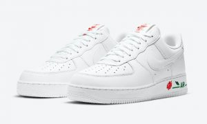 Nike Air Force 1 Low Rose White CU6312-100发售日期