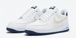 Nike Air Force 1 Low White Canvas DB3541-100发售日期