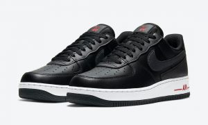 Nike Air Force 1 Technical Stitch Bred DD7113-001发布日期信息