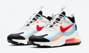 Nike Air Max 270 React The Future is the Air DD8498-161发售日期