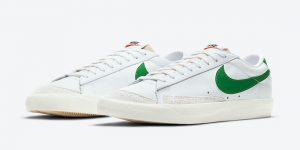 Nike Blazer Low Pine Green DA6364-100发售日期