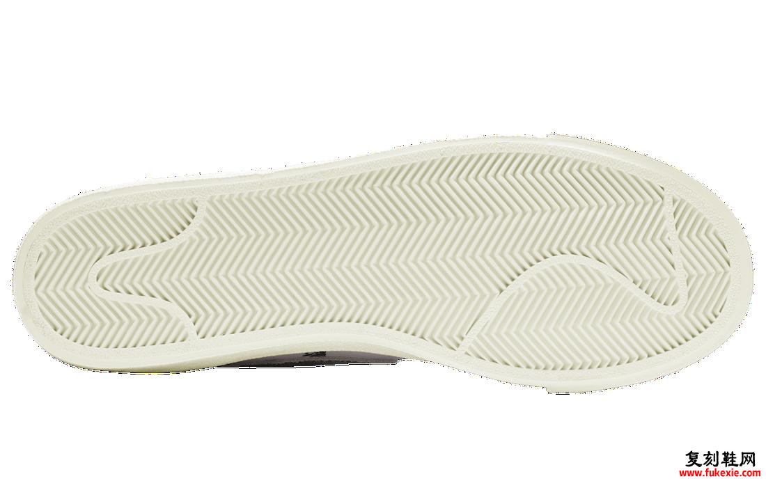 Nike Blazer Mid 77 Paint Splatter DC7331-100发售日期