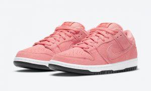 Nike SB Dunk Low Pink Pig CV1655-600发售详细价格