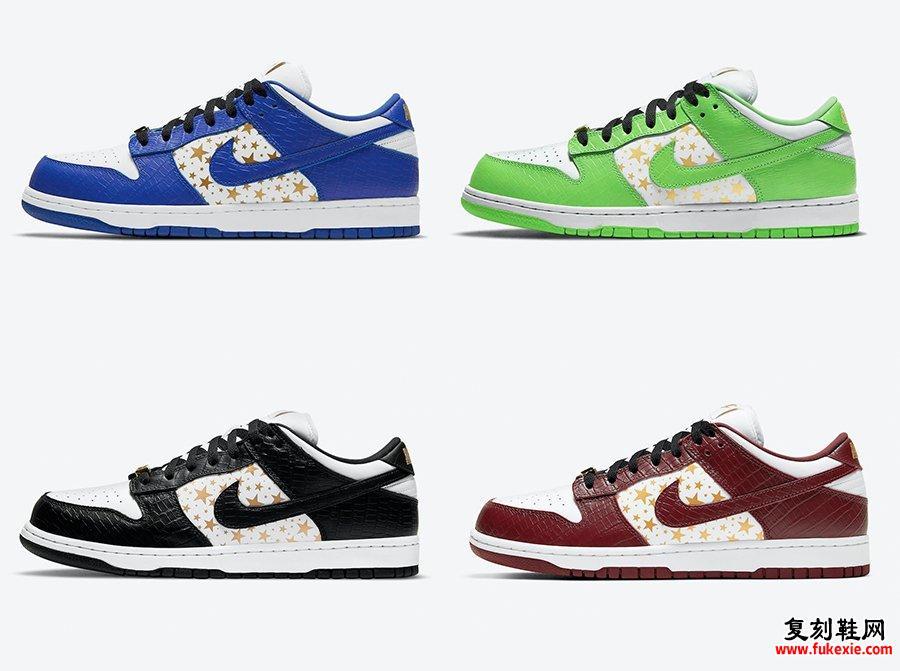 耐克Nike SB Dunk Low 2021